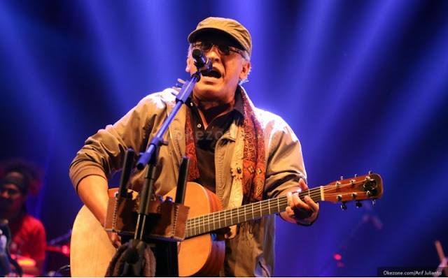 Kunci Gitar Wakil Rakyat - Album Musik Iwan Fals