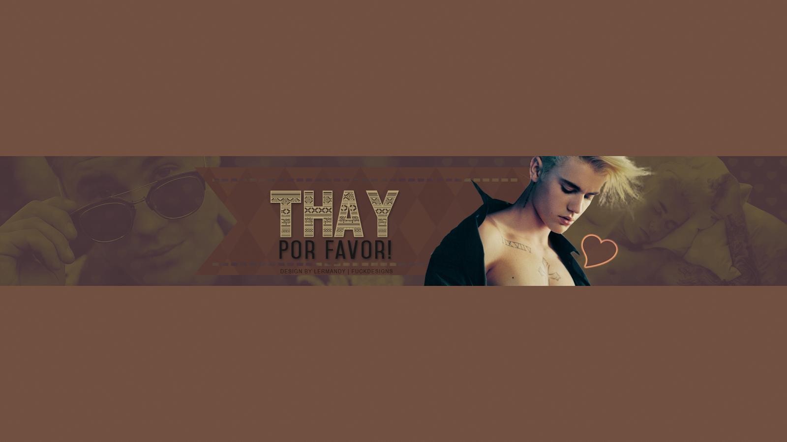 CY: Thay Por Favor (Thayná de Morais)