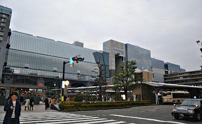 Kyoto Station, Kyoto Eki