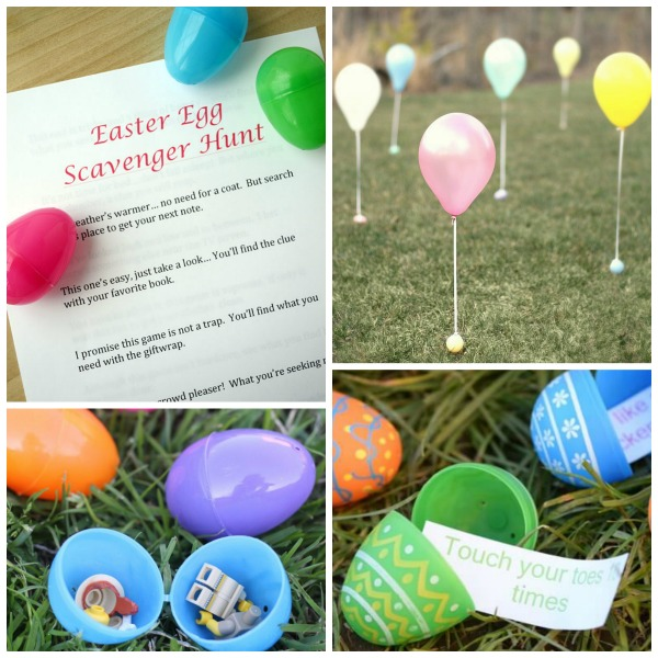 adults ideas Easter egg hunt