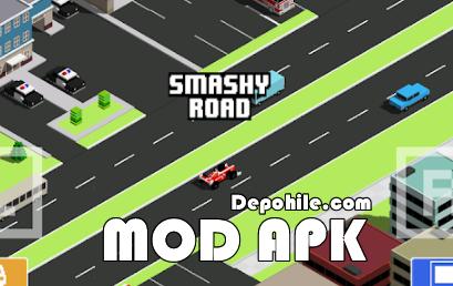 Smashy Road Wanted v1.4.3 Oyunu Para Hileli Apk İndir 2020