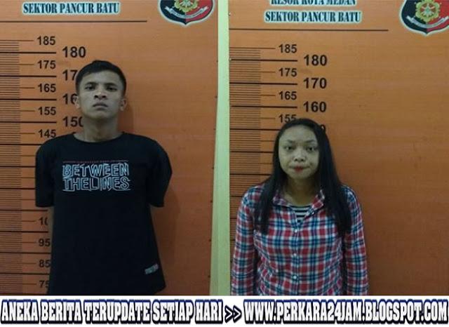 Pasangan Ini Ditangkap Lagi Chek In Dihotel Intan Padang Bulan Medan