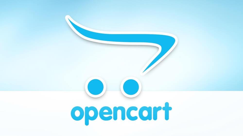 إنشاء متجر إلكتروني أوبن كارت OpenCart