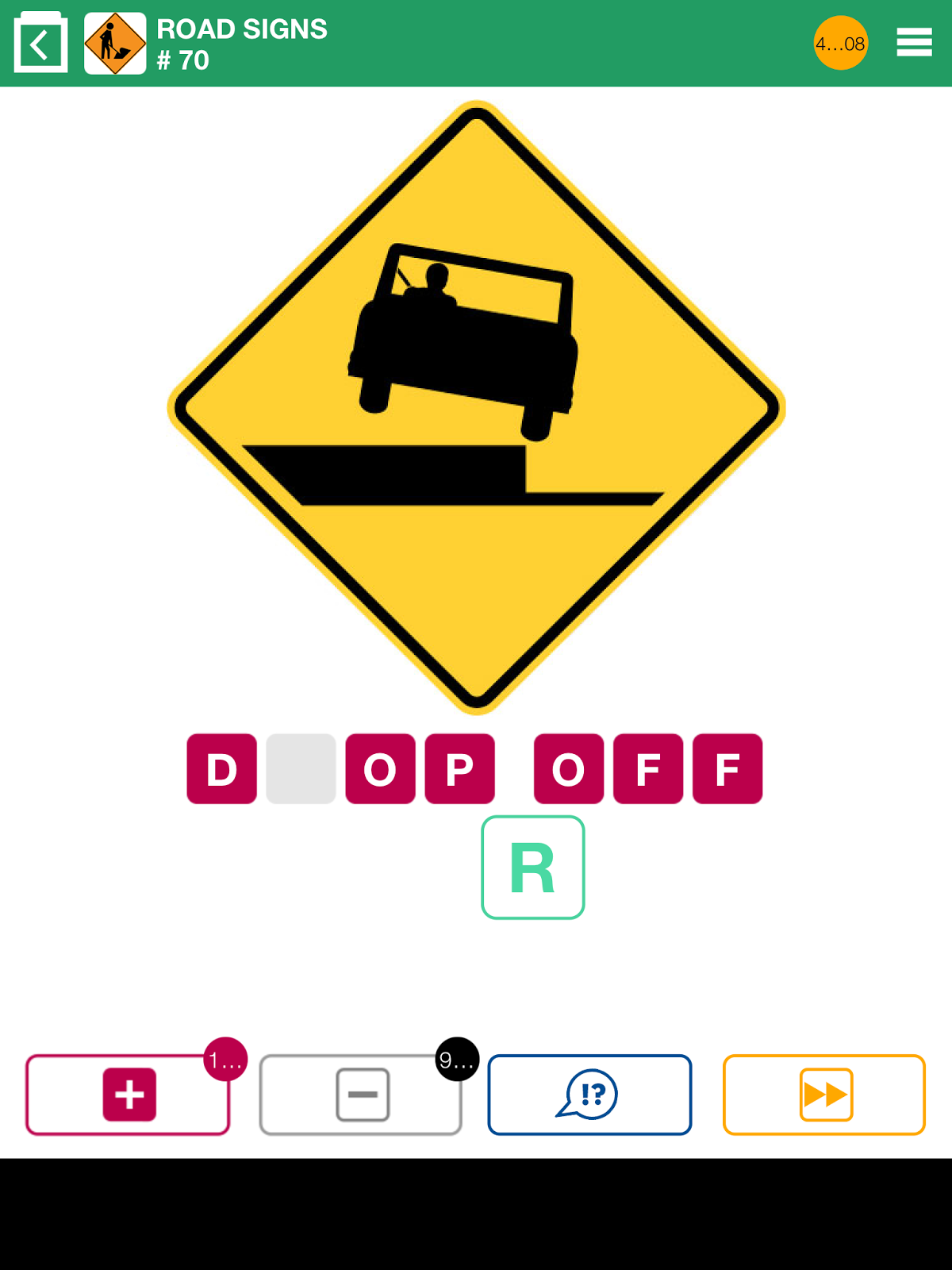Apps And Answers 100 Pics 1 Picture Quiz Road Signs Level 61 70 Answers
