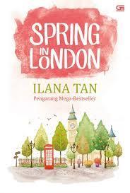 Spring In London ~ Ilana Tan