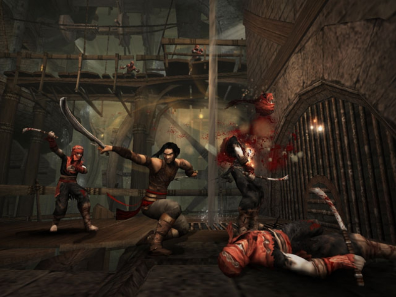 Download Prince of Persia Warrior Within Free Full Game For PC