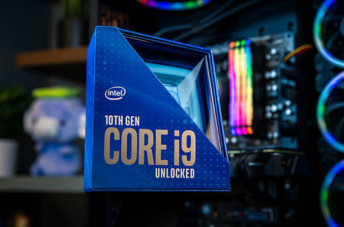Intel Unveils Core i9-10900K World's Fastest Gaming Processor