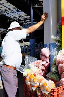 produce in Santiago de Puriscal