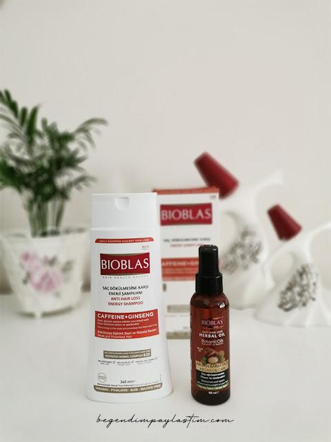 Bioblas Argan bakım yağı