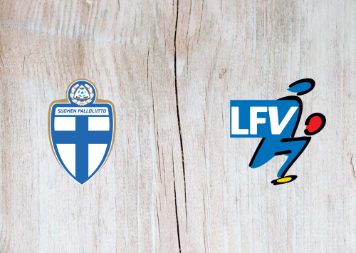 Finland vs Liechtenstein -Highlights 15 November 2019