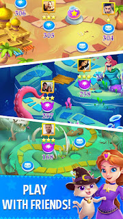 Bubble Mania Mod Apk v1.5.4 (Unlimited Gold)