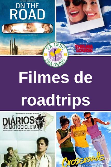 Filmes para inspirar roadtrips!