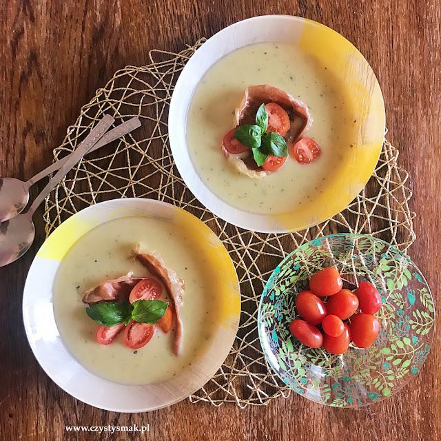 Zupa parmezanowa
