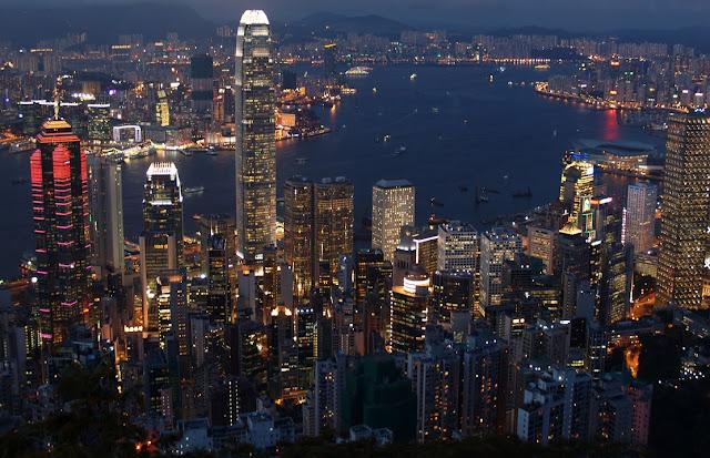 42 Persen Anggota Kelompok Bisnis AS Berencana Keluar dari Hong Kong.lelemuku.com.jpg