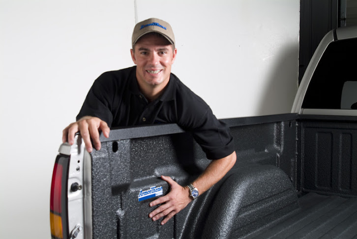 Spray On Bedliner: A Step By Step Process