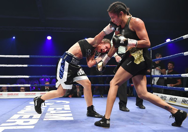 Katharina Thanderz defeats Danila Ramos 2