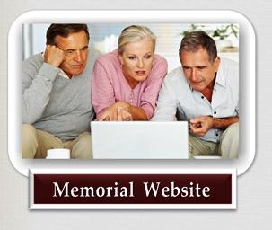 Memorial Website