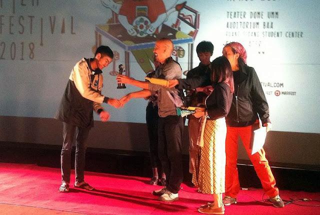 Pelajar Kebumen Berjaya di Malang Film Festival 2018