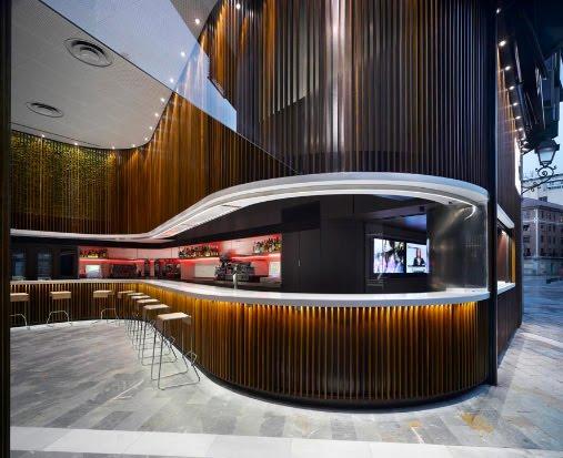 Caf del arco de clavel arquitectos revista arquitectura y dise o inspirate con nuestros - Clavel arquitectos ...