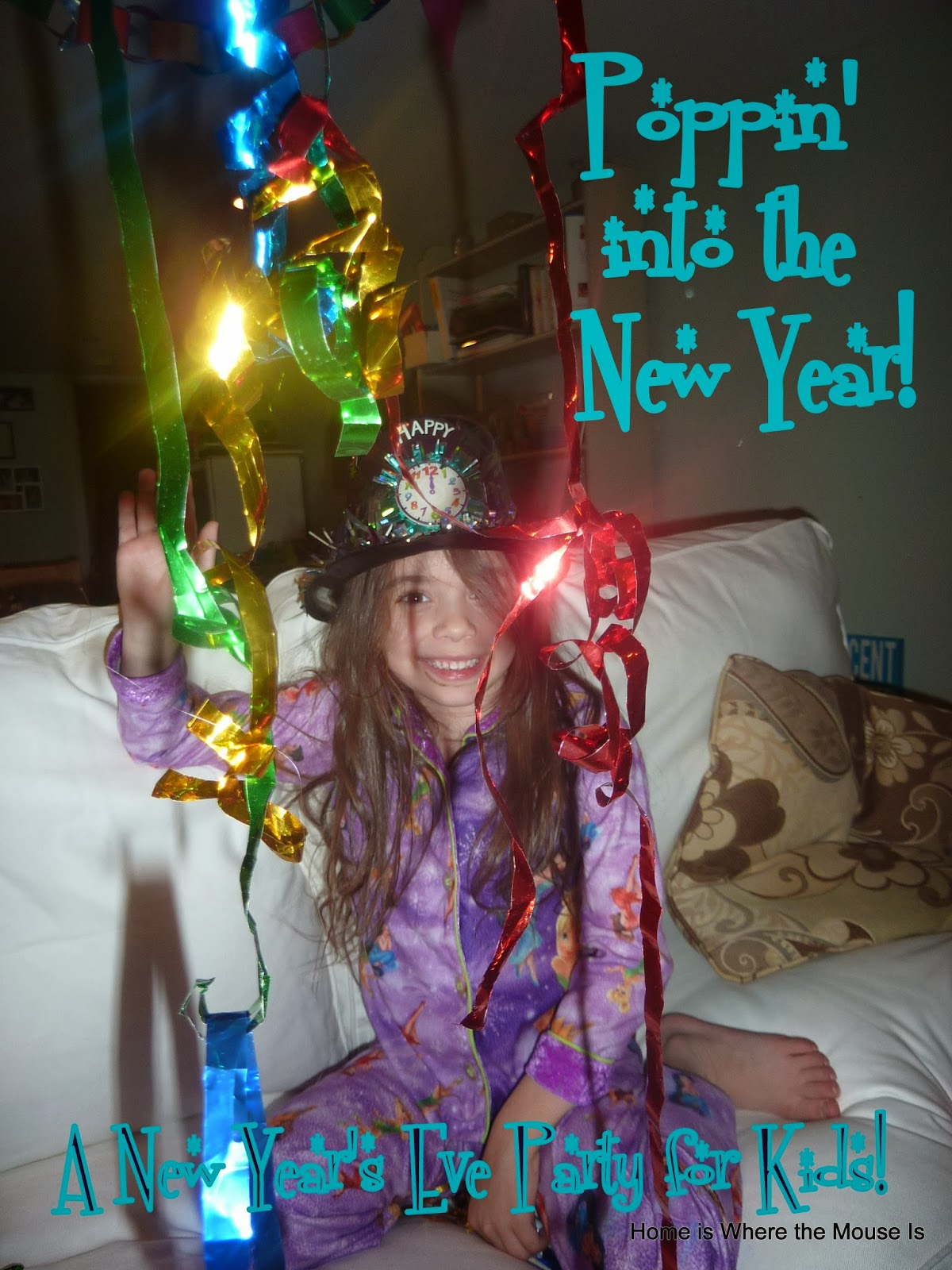 Ring Pop Mocktails | New Year\'s Eve with Kids | Adventures in Familyood