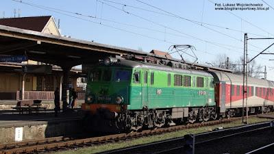 EP07-338, PKP Intercity, Kędzierzyn-Koźle