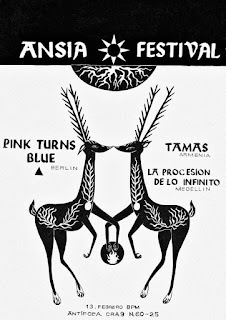 ANSIA FESTIVAL 2020 Bogotá, Colombia