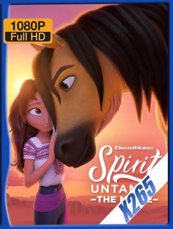 Spirit: El Indomable (2021) WEB-DL 1080p x265 Latino [GoogleDrive] Ivan092