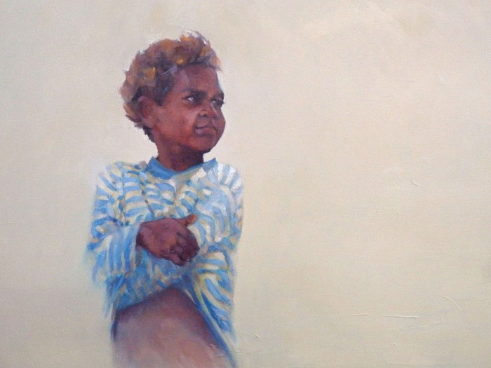 Портретная и фигуративная живопись. Jan Williamson