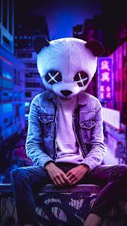 Panda Mobile HD Wallpaper