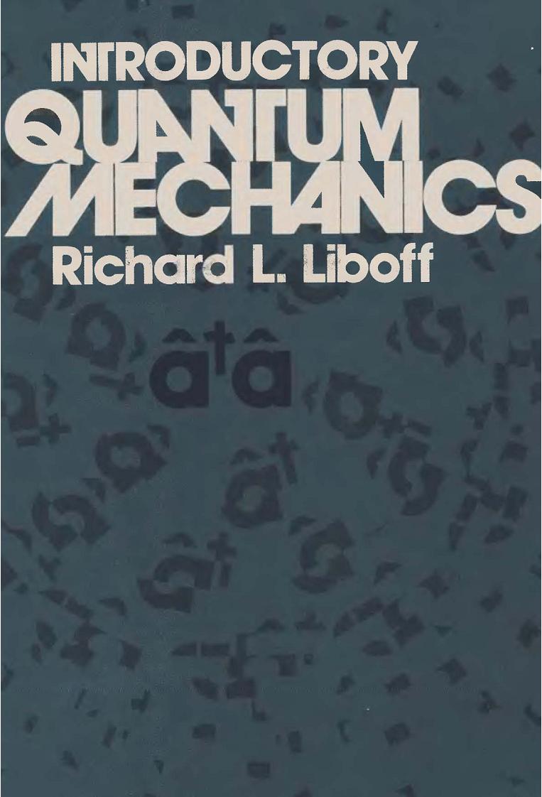 FREE PDF BOOKS OF QUANTUM MECHANICS ~ House of Physics