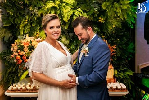 Gabrielle Adamés ♥ Luis Guerra   Casamento em Casa   Home Wedding   Porto Alegre