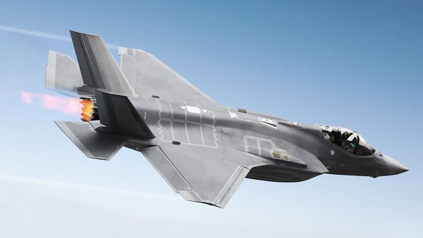 Οι ΗΠΑ ενημέρωσαν την Τουρκία ότι απομακρύνθηκε από το πρόγραμμα των F-35