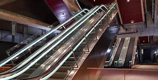 Εικόνες από τον πρώτο έτοιμο σταθμό του Μετρό Θεσσαλονίκης