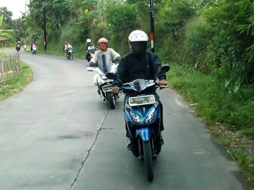 Lokasi-lokasi wisata touring di Bandung