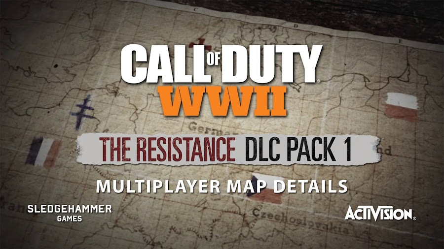 call of duty wwii the resistance dlc