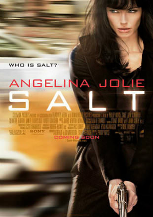Salt 2010 Hollywood BRRip 720p Dual Audio Hindi English