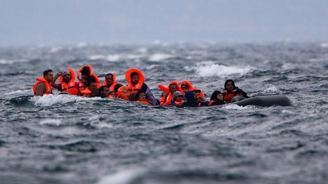 Νεκροί μια γυναίκα και δύο παιδιά σε ναυάγιο με πρόσφυγες στην Κρήτη (βίντεο)