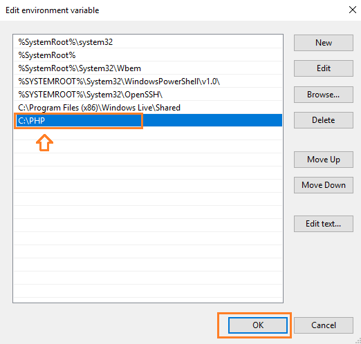 How To Install PHP On IIS In Windows 10 Step-By-Step? | Install IIS On Windows 10  19