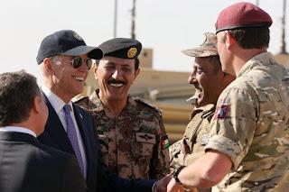 تحت حكم بايدن ، سيكون الشرق الأوسط مجرد منطقة أخرى