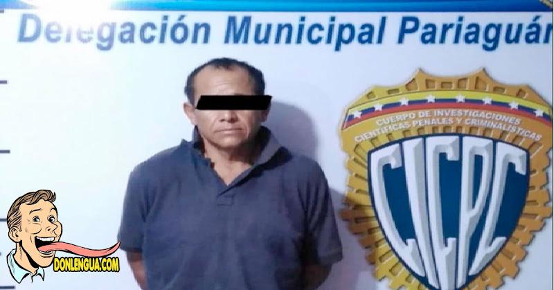 Chavista abusó de su propia hija pequeña durante 6 años en Anzoátegui