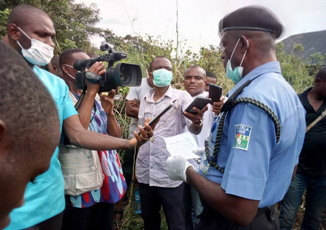 imo forest kidnappers bury victims alive