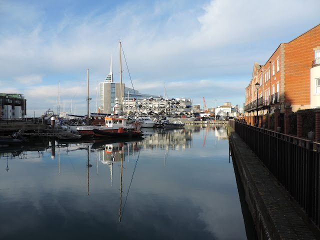 old portsmouth harbour yacht basin