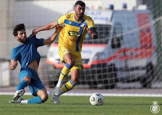 """ΦΩΤΟΣ: ΑΠΟΕΛ 0-0 AL NASSR FC, φιλικό, «Συμβιβάστηκαν με τη """"λευκή"""" ισοπαλία»"""