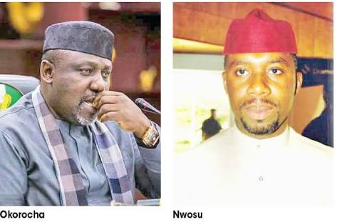 There's A United Voice Against You — Oyegun replies Okorocha