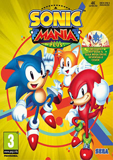 Sonic Mania PLUS PC download