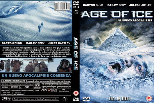 age of ice dvd cover 2014 espa ol. Black Bedroom Furniture Sets. Home Design Ideas