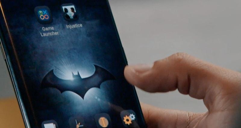 galaxy s7 edge versão batman
