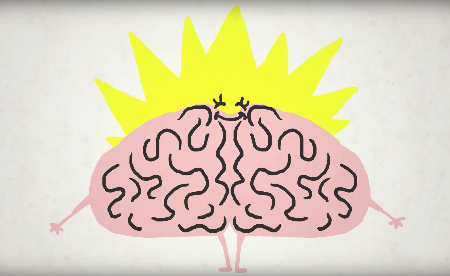 Das Zusammenspiel zwischen Stress und Gedächtnis liebevoll als Animationsfilm erklärt | Wirken wir mal gegen den leeren Verstand