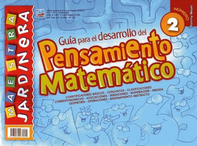 Pensamiento Matemático 2 - Actividades de matemáticas para preescolar