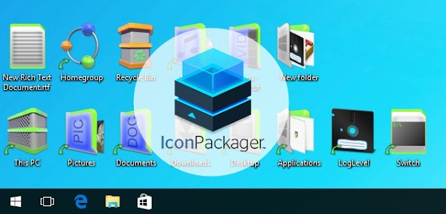 IconPackager 10.2 | Personaliza o cambia los iconos de Windows
